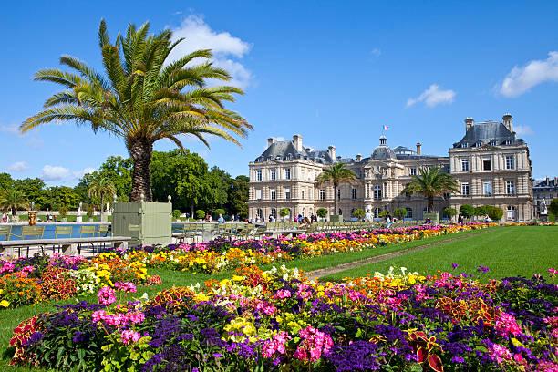 """ঘুরে আসুন ফ্রান্সের রাজধানী প্যারিসের অন্যতম প্রাসাদ বাগান """"'Jardin du Luxembourg"""""""